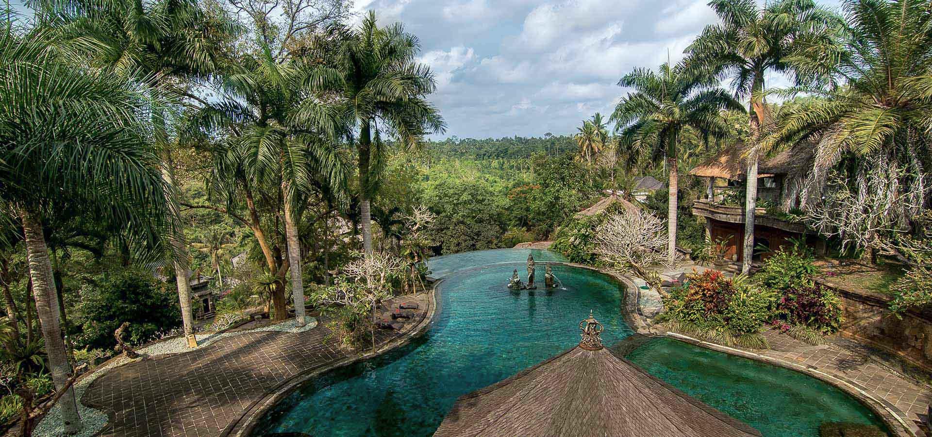 The payogan villa resort spa official website for Bali resort villa